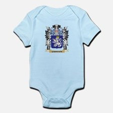 Garrison Coat of Arms - Family Crest Body Suit