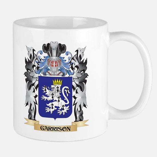 Garrison Coat of Arms - Family Crest Mugs