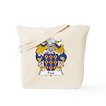 Pais Family Crest Tote Bag