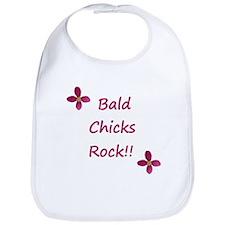 Bald chicks rock! Bib