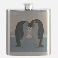Emperor Penguin Courtship Flask