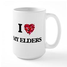 I love My Elders Mugs
