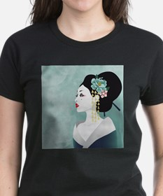 Japanese Woman T-Shirt
