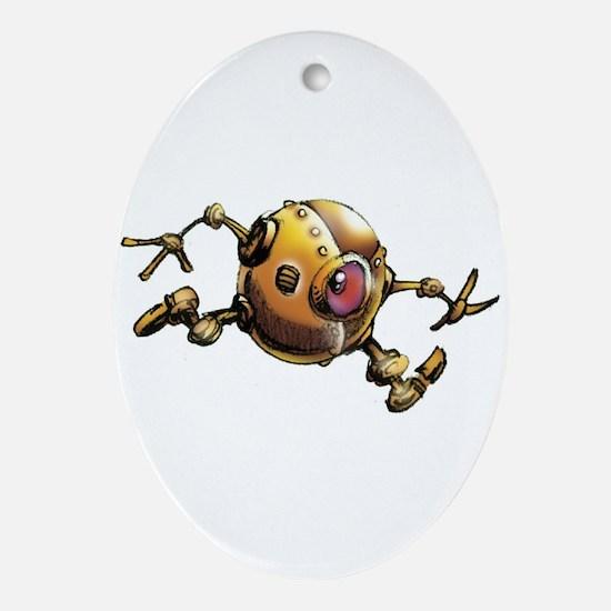ClankEscape Ornament (Oval)