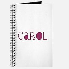 Cute Carol Journal