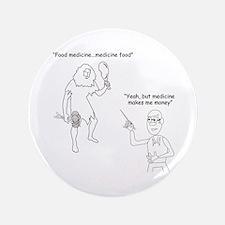 Food Medicine Button