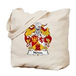 Novoa Family Crest Tote Bag