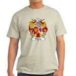 Novoa Family Crest Light T-Shirt