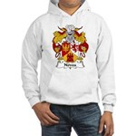 Novoa Family Crest Hooded Sweatshirt