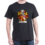 Novoa Family Crest Dark T-Shirt