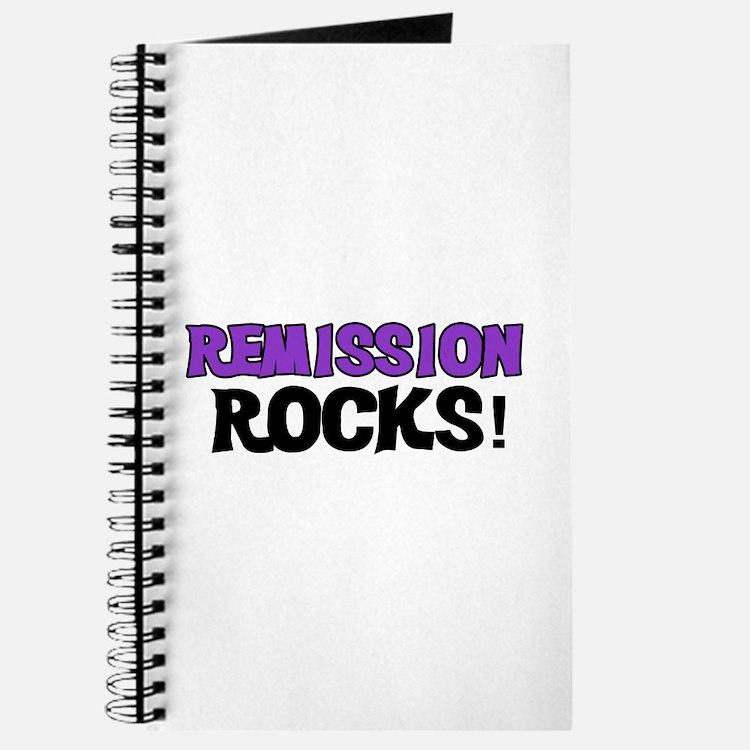 Remission Rocks Journal