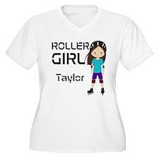 Rollergirl Brunet T-Shirt