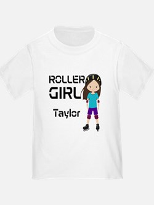 Rollergirl Brunette T