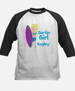 Surfer Girl Blonde Tee