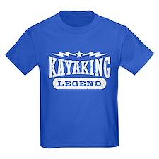 Kayaking Legend T