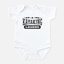 Kayaking Legend Infant Bodysuit