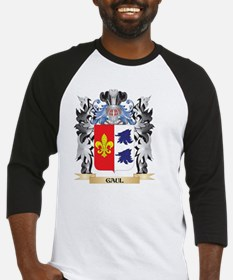 Gaul Coat of Arms - Family Crest Baseball Jersey