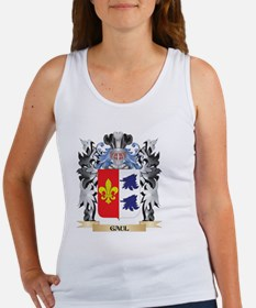 Gaul Coat of Arms - Family Cres Tank Top