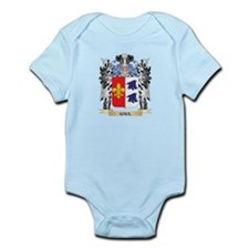 Gaul Coat of Arms - Family Crest Body Suit