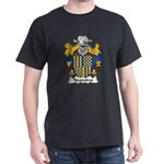 Negreiros Family Crest Dark T-Shirt