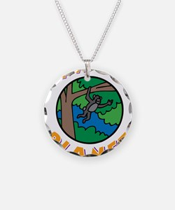 Save our planet Necklace