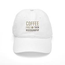 Coffee Then Videography Baseball Cap