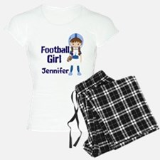 Football Custom Pajamas
