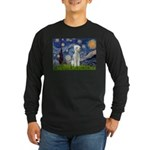 Starry / Bedlington Long Sleeve Dark T-Shirt