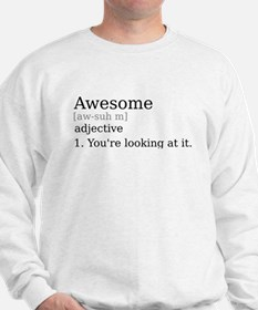 Awesome by Definition Sweatshirt