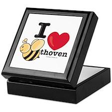 I Love BEEthoven Keepsake Box