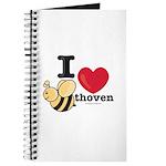 I Love BEEthoven Journal