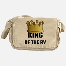 King Of The RV Messenger Bag