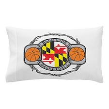 Maryland Basketball Pillow Case