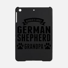 Worlds Best German Shepherd Grandpa iPad Mini Case