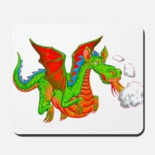 Help with Dinner Dragon Mousepad