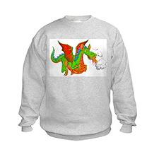 Help with Dinner Dragon Sweatshirt