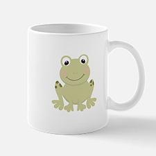 Cartoon Frog Mugs
