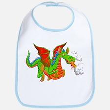 Help with Dinner Dragon Bib