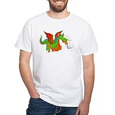 Help with Dinner Dragon Shirt