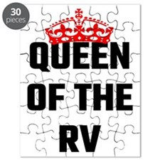 Queen Of The RV Puzzle
