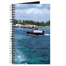 Captain Hooks Ship Journal