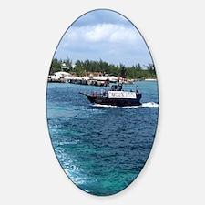Captain Hooks Ship Decal