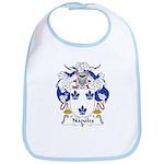 Napoles Family Crest Bib