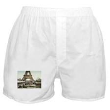 Base of The Eiffel Tower Boxer Shorts