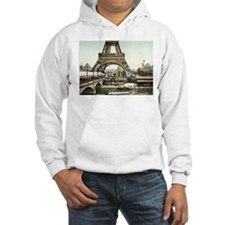 Base of The Eiffel Tower Hoodie