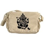 Ganesha Messenger Bag