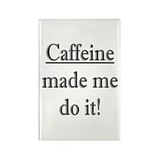 Caffeine Rectangle Magnet (10 pack)