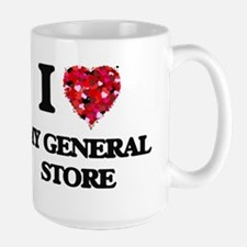 I Love My General Store Mugs