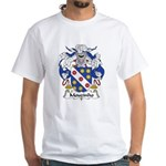 Mouzinho Family Crest White T-Shirt