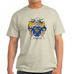 Moutinho Family Crest  Light T-Shirt
